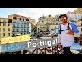TOP THINGS TO DO IN LISBON ON A LAYOVER | PORTUGAL TRAVEL VLOG