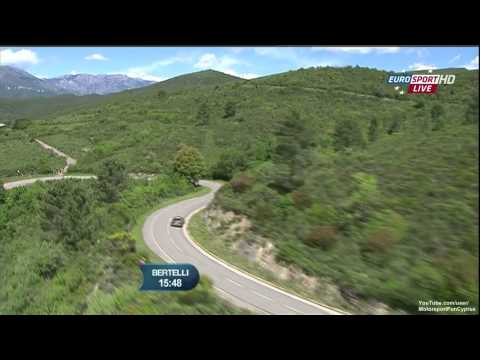 ERC 2013 France Day 1 - SS 2 Live - Part 3/4