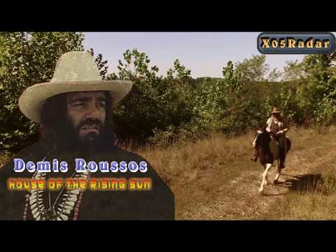 Demis Roussos-House Of The Rising Sun ((lyrics) HQ Sound
