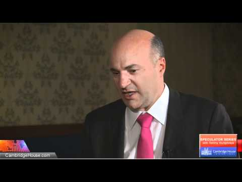 Kevin O'Leary: U.S. Fed a political entity & Obama will lose 2012 election