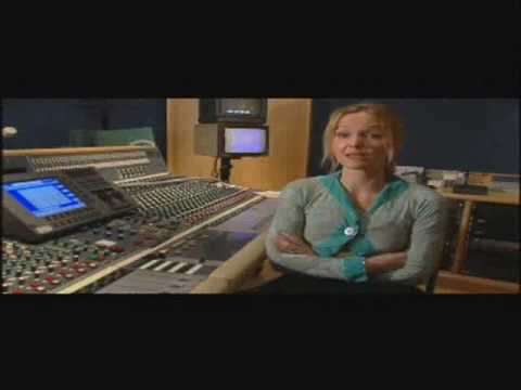 Miranda Richardson in Chicken Run