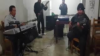 Ingrata mujer - Grupo Genesis  (Cover por Jean Sandoval Flores y amigos).
