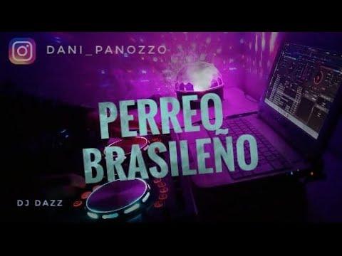 MIX PERREO BRASILEÑO FUNK / Los Mas Escuchados 2019 / Set En VIVO - DJ DAZZ