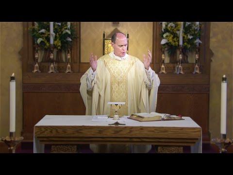 CatholicTV Mass: 5/18/17 | 5th Thursday of Easter