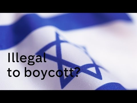BDS: councils could face penalties over Israeli boycotts