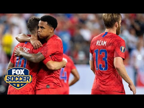 How should United States attack Mexico in Gold Cup Final? | FOX Soccer Tonight™