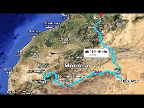 Morocco Road trip Mk 2