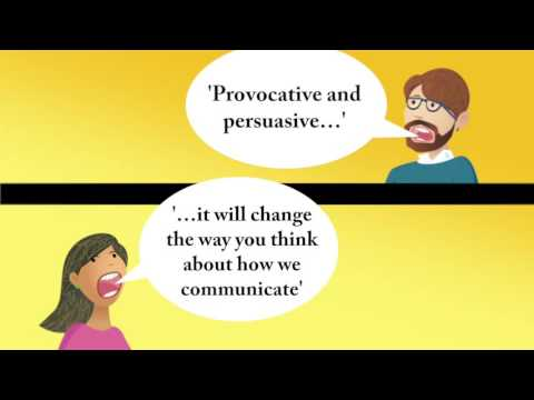 Women Talk More Than Men...And Other Myths about Language Explained by Abby Kaplan BOOK TRAILER