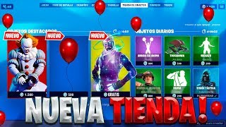 THE *NEW FORTNITE STORE* TODAY 10 SEPTEMBER *NEW SKIN*