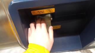 광주지하철 마이비교통카드 충전하기!