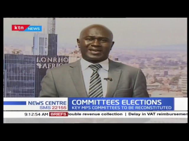 Key MPs committees set to be reconstituted