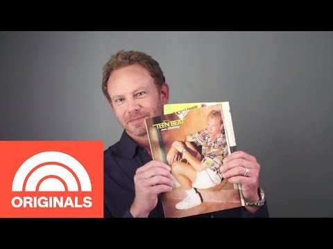 Flashback! Ian Ziering Looks Back On 'Beverly Hills, 90210' — And His '90s Style  TODAY