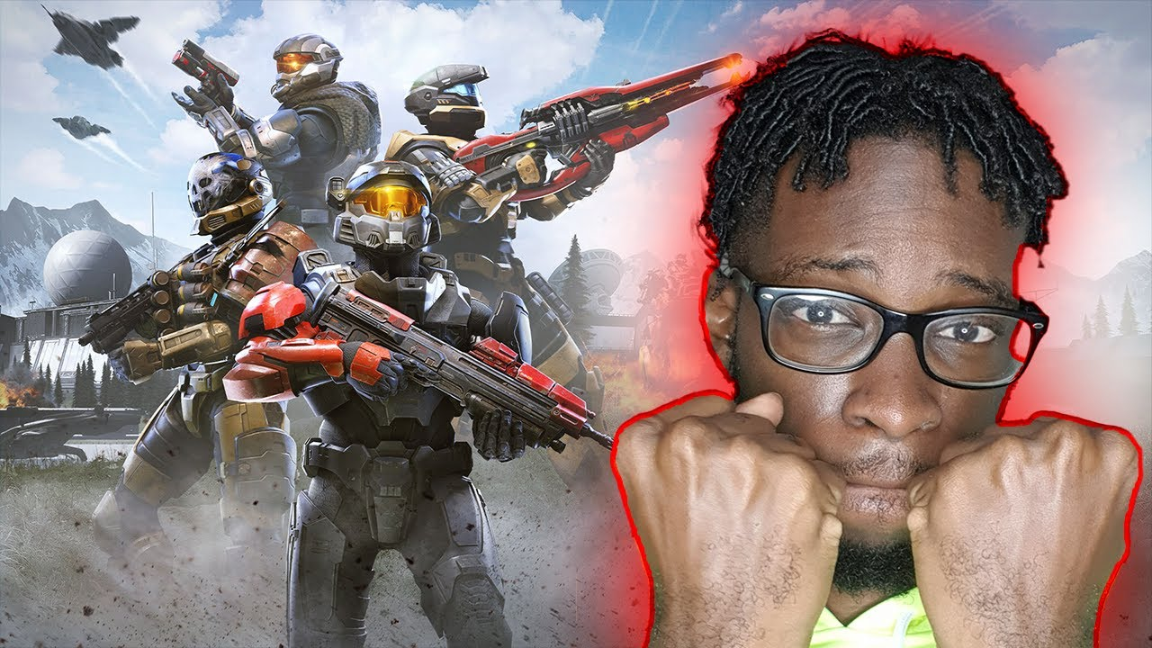 THE NEW HALO GAME!! || HALO INFINITE REACTION