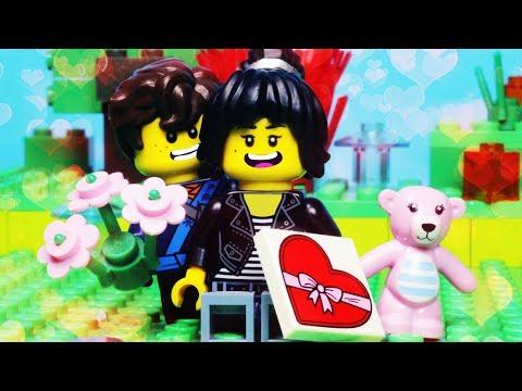 Lego Ninjago Valentine's Day