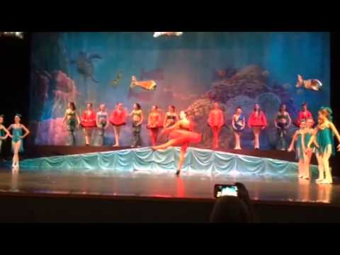 Pacific Dance Center - Little Mermaid July 2015