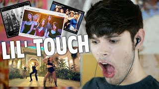 Girls' Generation-Oh!GG '몰랐니 (Lil' Touch)' MV Teaser Reaction