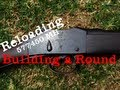 Cheap .577/.450 Martini Henry Reloading - Building a Round