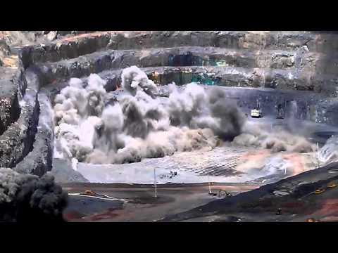Boddington Gold Mine Blast South Pit