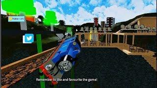 Thomas Crashes! (BRIDGE) thomas and hes friends crash by going on a rusty bridge Roblox