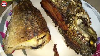 Amazing Street Food in Asia village food factory - Cambodian food Cooking Water Mimosa Lake Fish