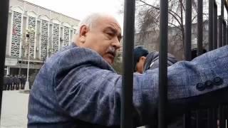 Стычка с Юрием Бобковым