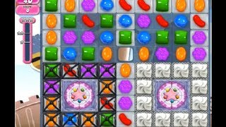 Candy Crush Saga Level 381 - NO BOOSTER