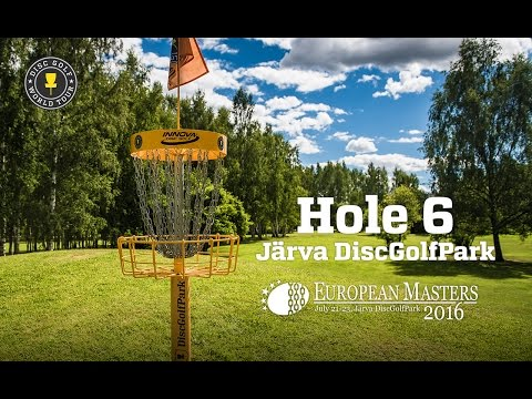 DGWT 2016 European Masters Hole Previews: Hole 6