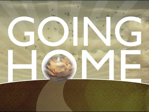 GOING HOME (With Lyrics)  -  Leonard Cohen, In Memory,  R.I.P.