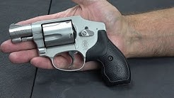 S&W 642 Airweight: Small 38 Special +P pocket revolver