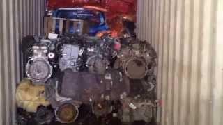 машинокомплекты запчасти из США(Где купить двигатель б у? Когда мотор авто приходит в негодность, возникает логичный вопрос: где купить..., 2015-01-09T06:00:21.000Z)