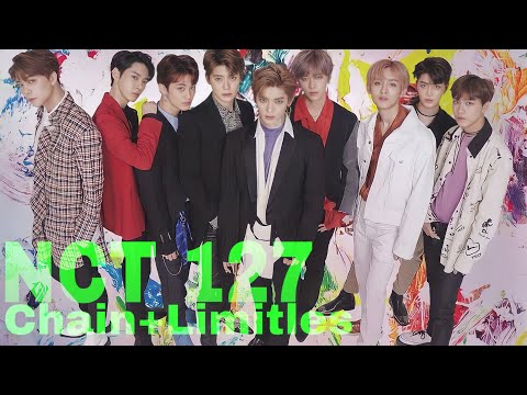 """NCT 127 """"Chain"""" + """"Limitless"""" (japanese Version)"""