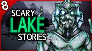 8 TERRIFYING Things Seen in Lakes | Darkness Prevails