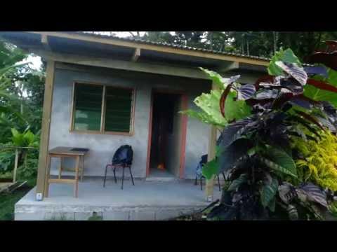 A Peace Corps House in Vanuatu
