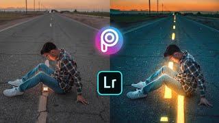 Glowing Road Editing Tutorial in Picsart   How to Edit Like Calop   Photo Editing Tutorial screenshot 4