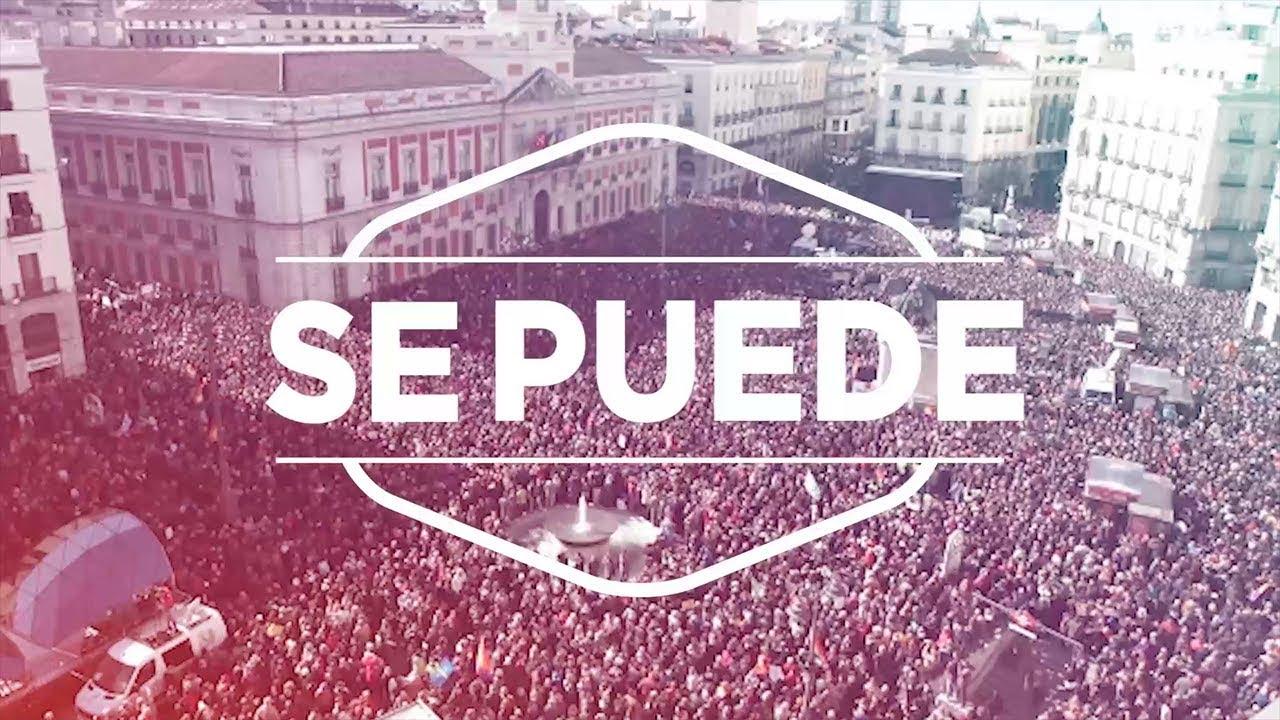 SE PUEDE   UNIDAS PODEMOS (Canción de campaña) #SePuede