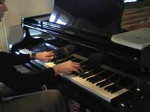 The Crystal Ship (Doors) improvisation on a Grand Piano