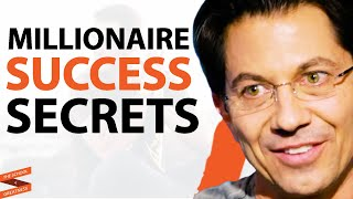 THE SECRETS OF MILLIONAIRES with Dean Graziosi and Lewis Howes