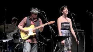 "Sophia Perlman with Chuck Jackson's Big Bad Blues Band: ""Tweedle Dee"", Toronto, 2013"