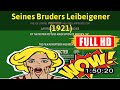 [ [WOW!] ] No.13 @Seines Bruders Leibeigener (1921) #The6743gjwpx