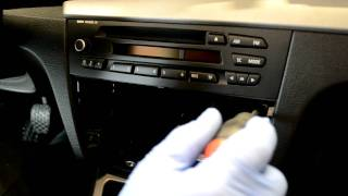 BMW radio business replacement 1 series E87