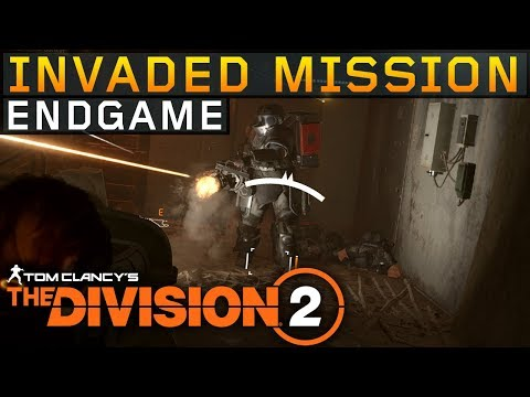 The Division 2 Black Tusk mission invasions explained