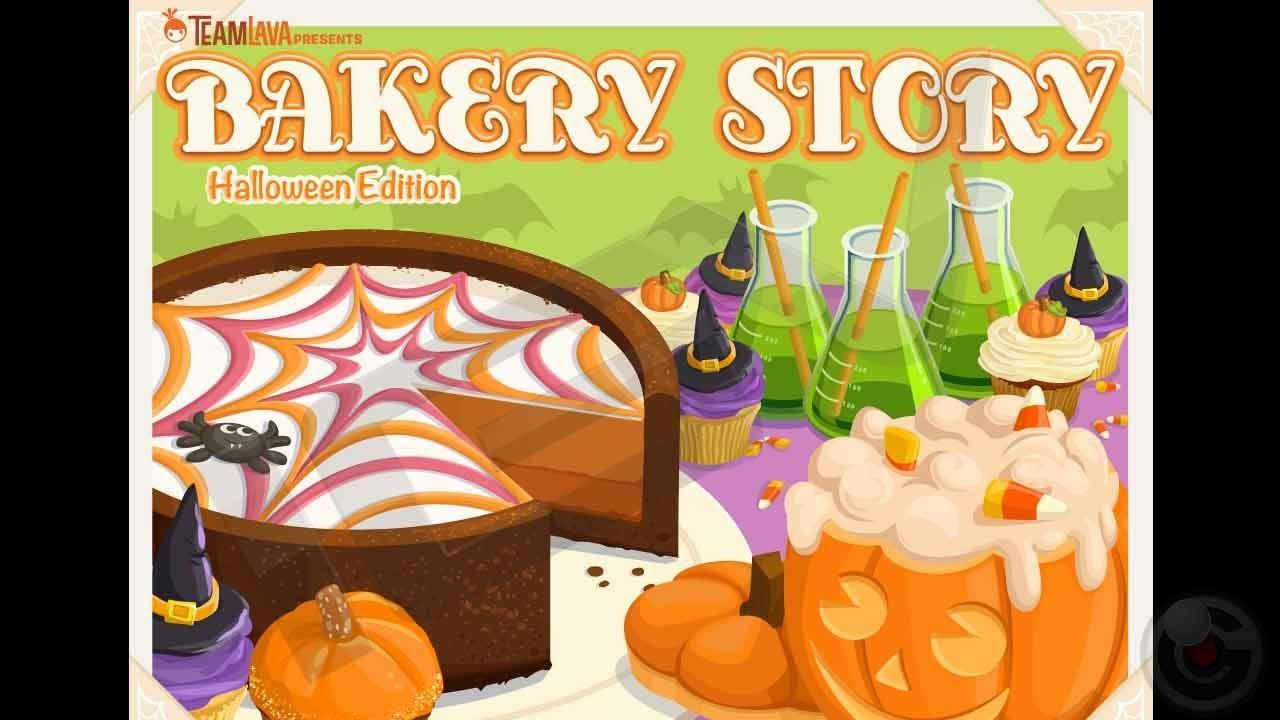 bakery story halloween - iphone & ipad gameplay video - youtube