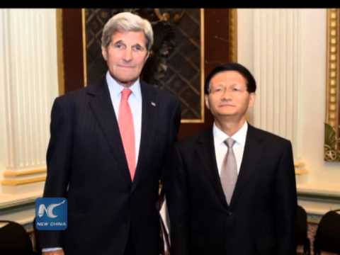 China, U.S. reach consensus on cyber security