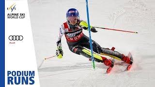 Mikaela Shiffrin   Ladies' Slalom   Zagreb   1st place   FIS Alpine