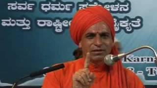 (2/2) Ahmadiyya: Swami Soumyananda at Inter-Religious Peace Conference 2008