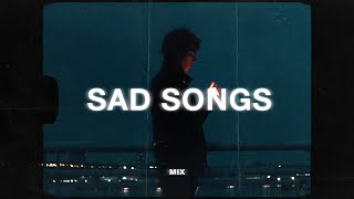 sad songs to cry to 1 hour (sad music mix)