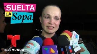 Ana Patricia Rojo le dio el último a dios a su padre Gustavo Rojo | Suelta La Sopa | Entretenimiento YouTube Videos