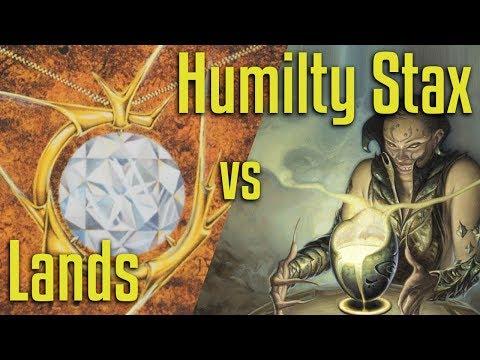 Brainstorm MTG | Legacy Magic: The Gathering | Lands VS Humility Stax