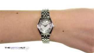 emporio armani ladies new valente watch ar1716