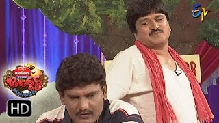 Rocket Raghava Performance | Jabardsth | 26th January 2017| ETV  Telugu
